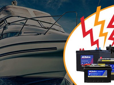 A Guide To Choosing Marine Boat Batteries