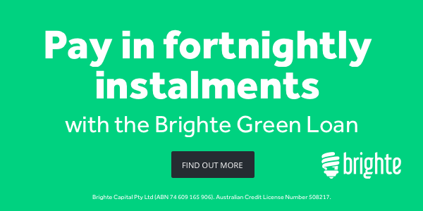Brighte allows you to pay in fortnightly instalments