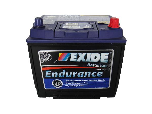 Exide Endurance 55 D23 Cmf D