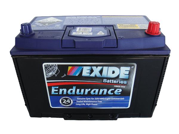 Exide Endurance N70 Zzlmf D