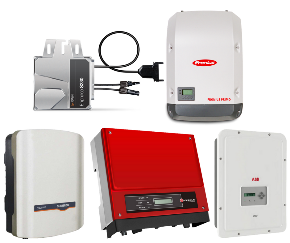 Inverters Multiple