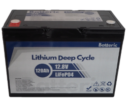 Li Battery Batteric 120Ah Top3Web