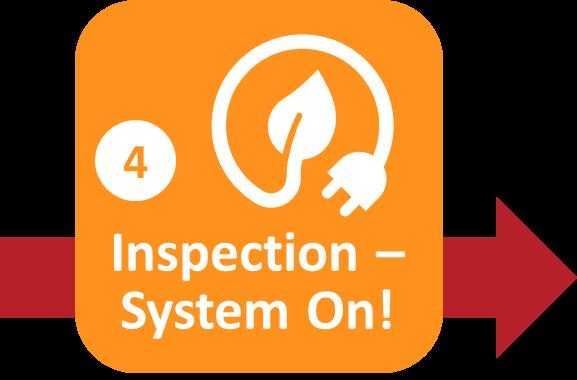 Solar Process Step 4 Inspection