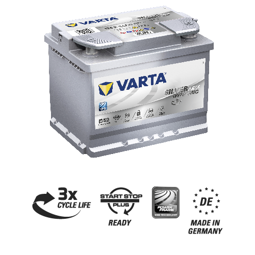 Varta Agm Product Image With Icons 560901068