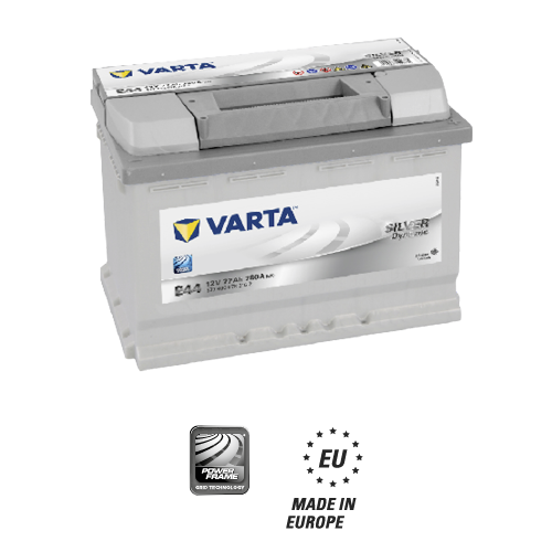 Varta Silver Dynamic With Icons 577400078 1