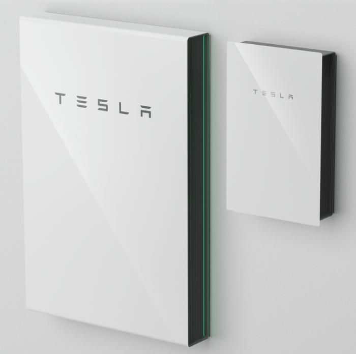 Tesla Powerwall 2 Backup Gateway Image